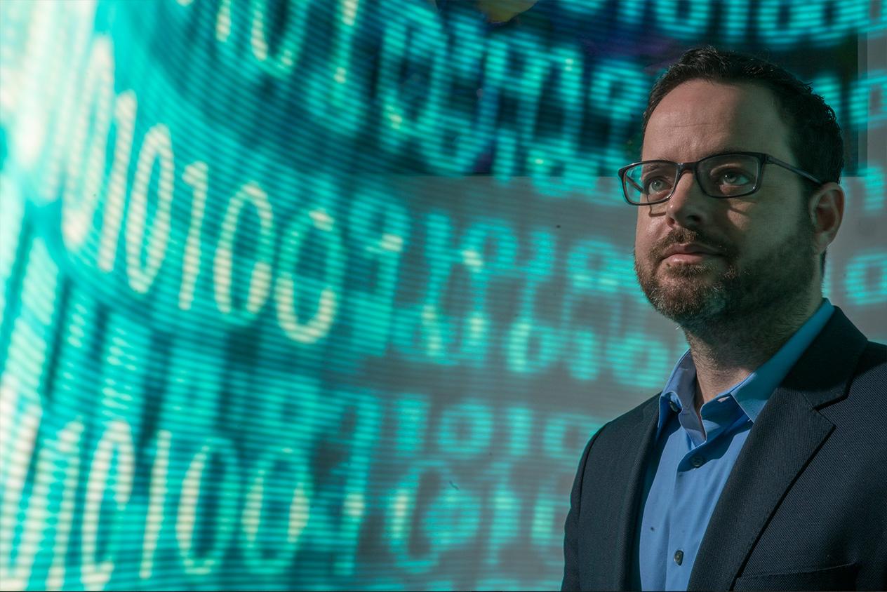 technology portrait